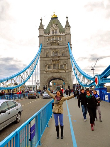 Europe 2013: London, England | Tower Bridge of London
