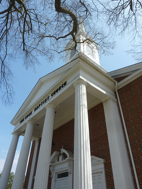 P1180399-2013-03-30-The-Rock-Baptist-Church-Rex-Georgia-Main-Sanctuary-Steeple