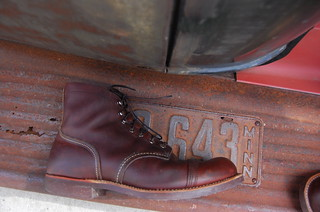 Iron Ranger by Red Wing Shoes