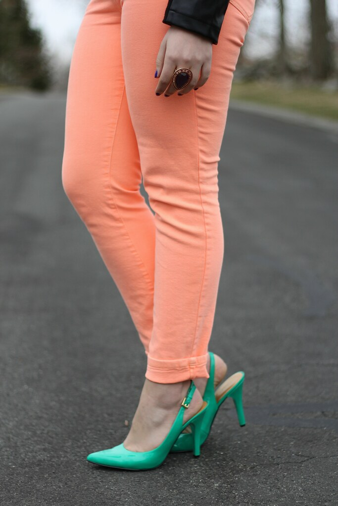 Living After Midnite: Room for Style: Outfits with a Triad Color Scheme