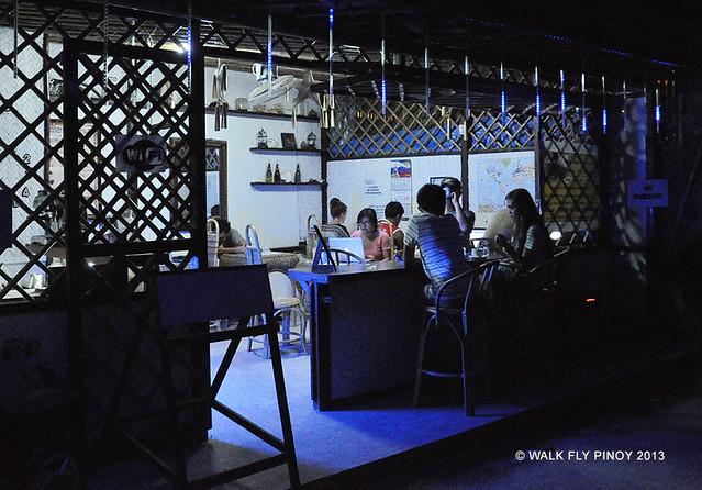 Centro Cafe, El Nido, Palawan, Philippines