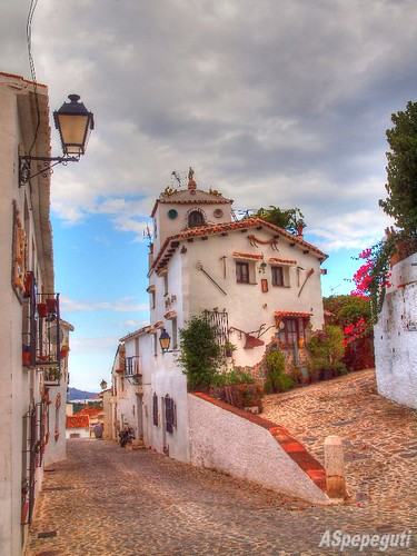 Calle de Macharaviaya (Málaga)