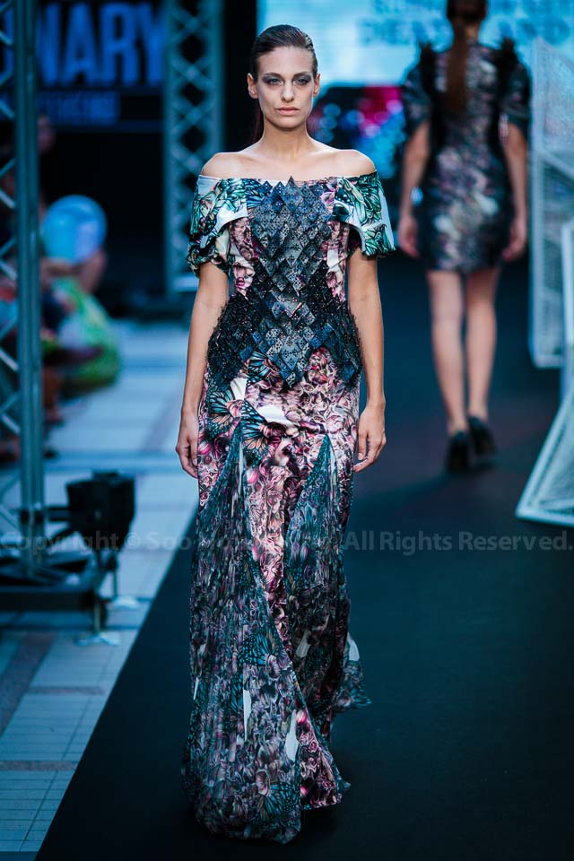 FASH by Srinakharinwirot University (Side A) fashion showcase @ Bangkok, Thailand