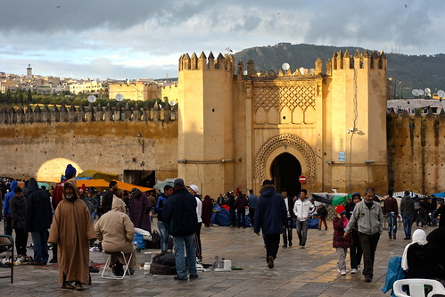 Place Baghdadi, Fez, Morocco