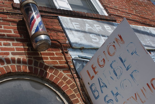 Legion Barber Shop #1