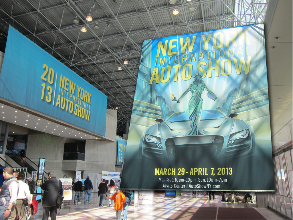 2013 New York International Auto Show