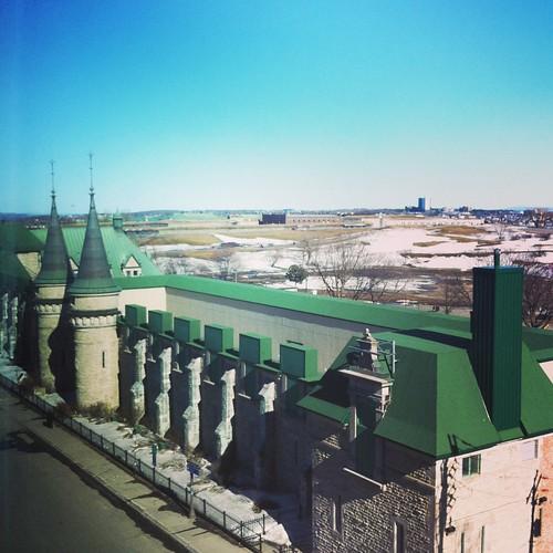Hôtel Château Laurier Québec