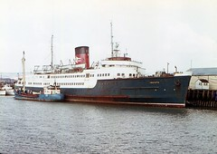 """A Focus On Ferries - """"SS INVICTA"""""""