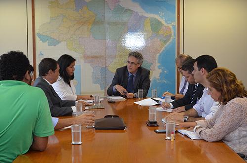 Reunião com a SRT/MPOG - 21/03/13
