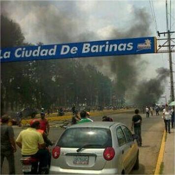 Protesta por resultados del CNE