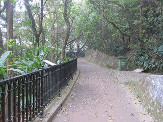 Take a walk around the Peak