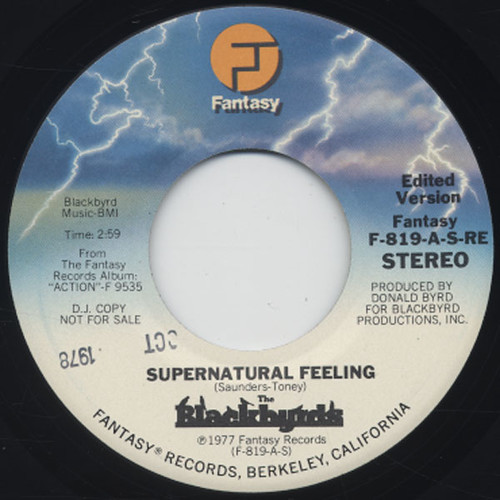 supernatural feeling 7''
