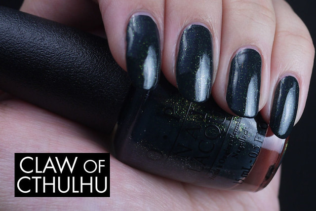 OPI Live and Let Die Swatch