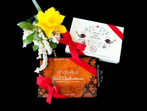 Gail Ambrosius Chocolatier - Chocolatier's Choice & Mother's Day collection