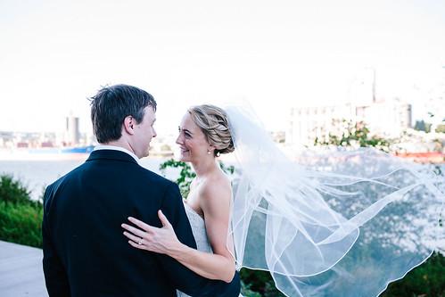 Crystal & Ben / Oregon Historical Society Wedding
