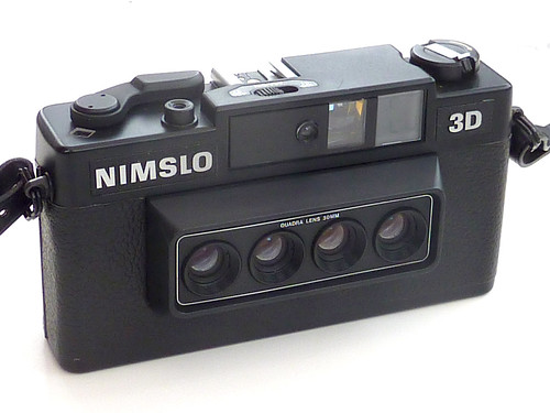 Nimslo 3D by pho-Tony