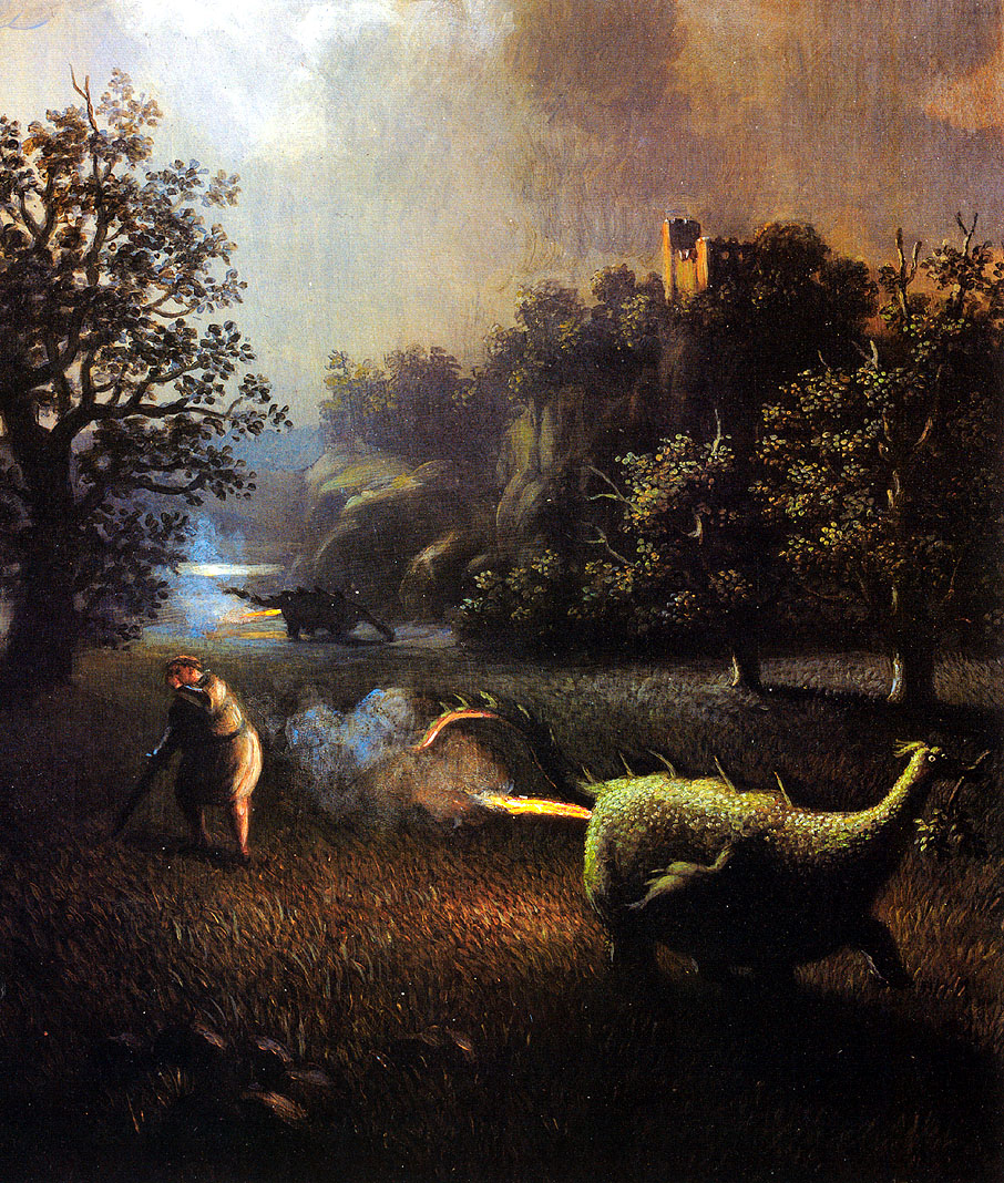 Michael Sowa - The Nibelungs. There goes another Legend