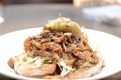 Slow roasted pork with fennel slaw AUD18.50 - Bell…