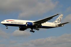 British Airways World Tails