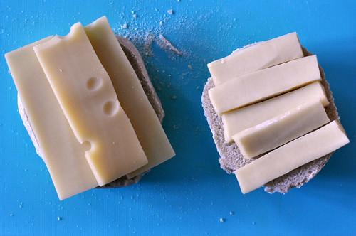 Bolle med ost