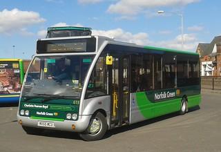 Norfolk Green 613 MX55WCU