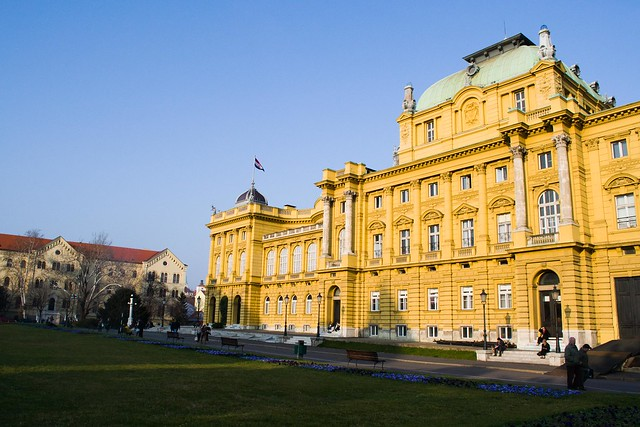 Croatian National Theatre | Zagreb, Croatia