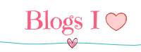 Blogs i love 200