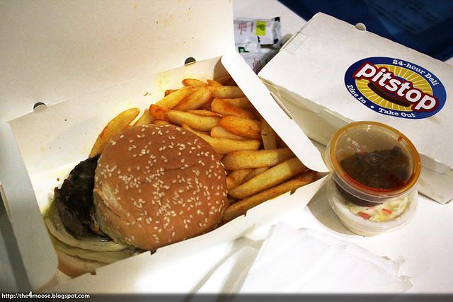 Foodpanda : Pit Stop Deli