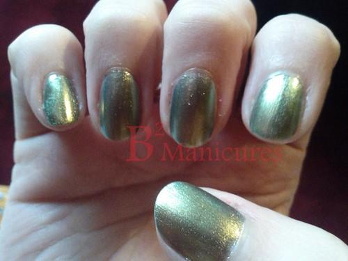 081b Revlon Chroma Chamelion Gold