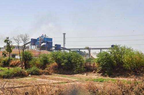 Image: L'usine de sucre CSS à Richard Toll