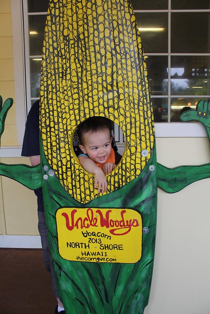 Uncle Woody's Corn!