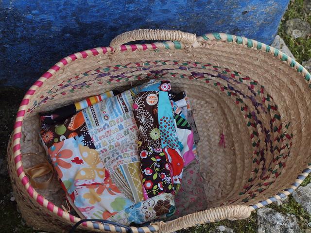 A cesta perfeita para o que der e vier