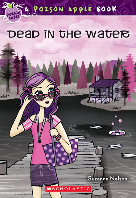 Poison Apple cover illustration: Dead in the Water