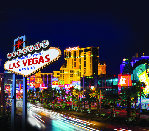 Las Vegas: It's Not Just Gambling