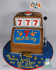 N1137 blazing 7 slot machine cake toronto oakville