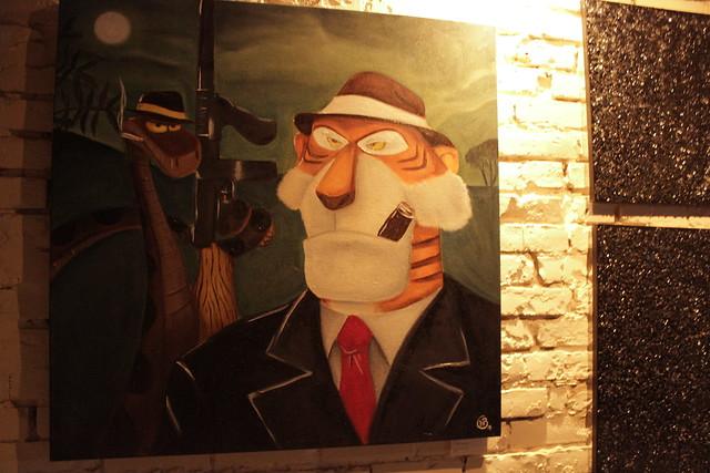 Expo: Kristian Bolanos - Eklekt'Art Show