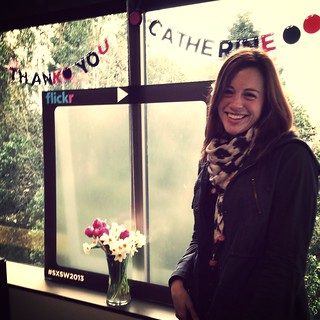 Thank you Catherine!! We wish you the best wherever you go!
