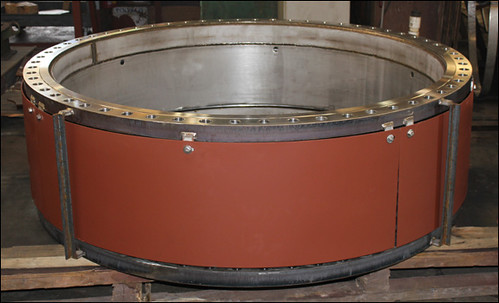 Single Expansion Joints Designed for Gas Service in Peru