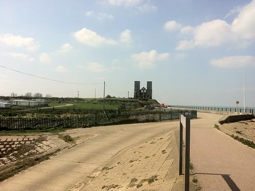 Walk Birchington to Herne Bay 25-4-2013 013