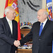 Secretary General Receives Foreign Minister of Spain