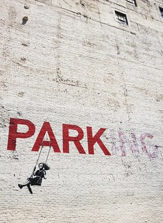PARKING - Bansky