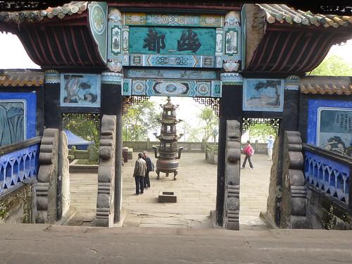 Chongqing13-Croisière 1-Fengdu (10)