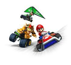 Mario parkuje Karty