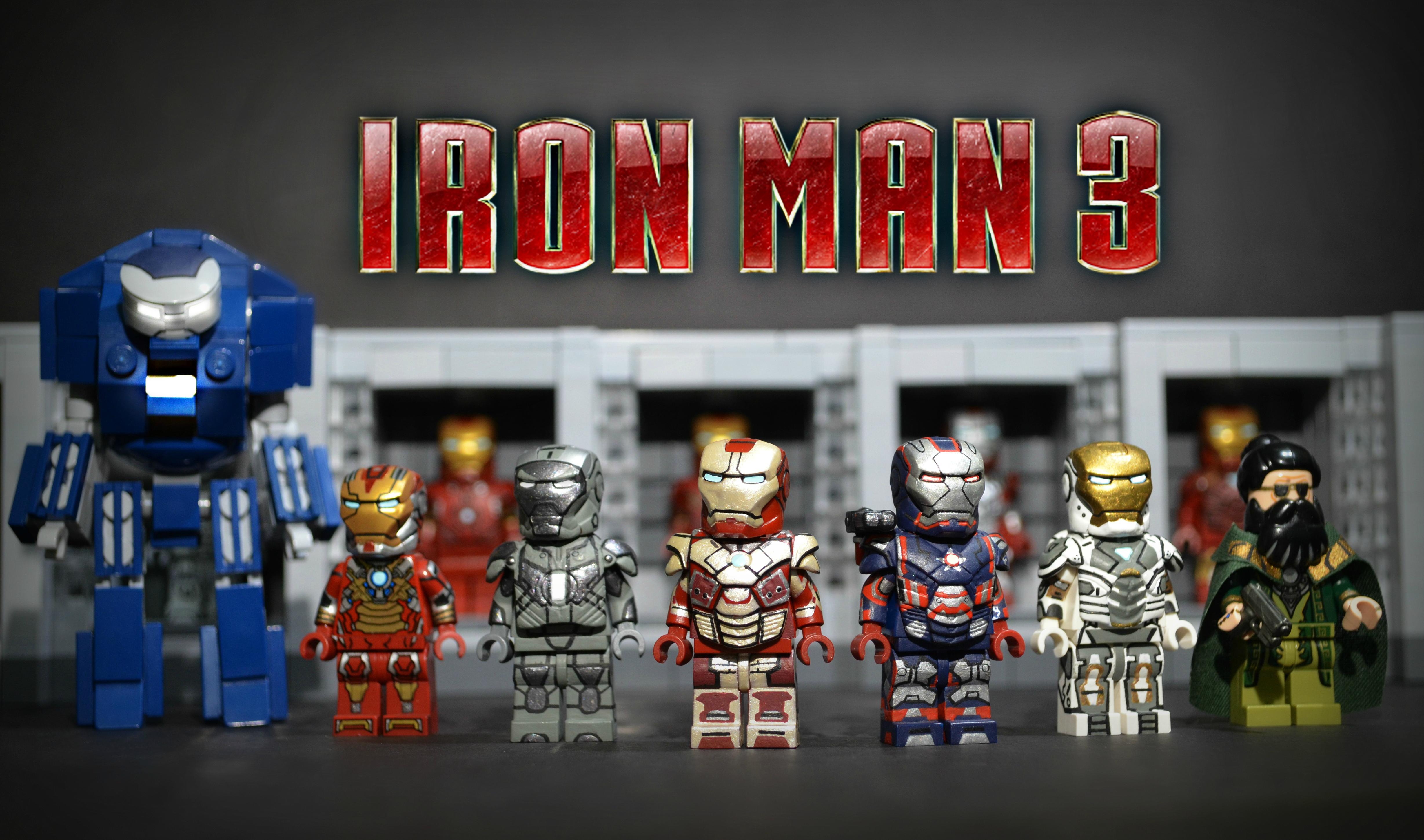 Lego Iron Man 3 Suits   www.imgkid.com - The Image Kid Has It!  Lego