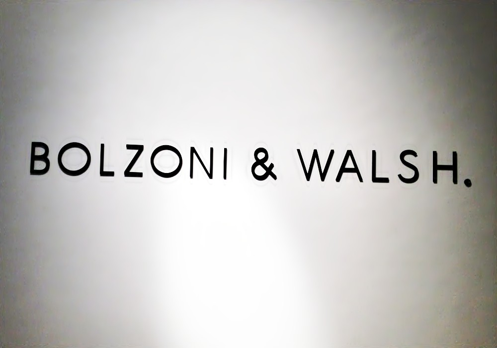 2013.04.30 - LFW - Bolzoni & Walsh. autumn winter 2013