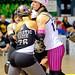 Cincinnati Rollergirls Black Sheep vs. Killamazoo Derby Darlins, 2013-04-27