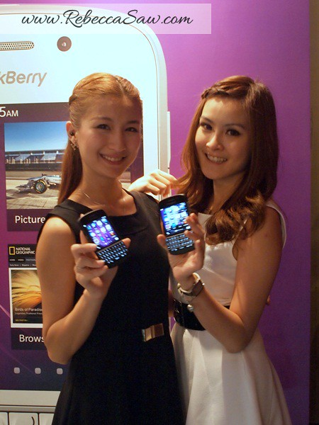 BB Q10 launch - price RM2388