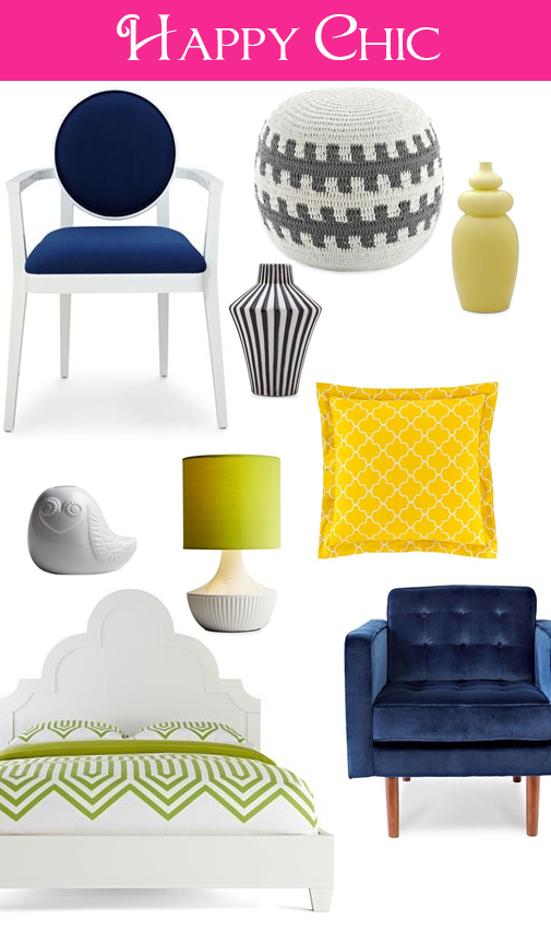 Happy Chic by Jonathan Adler