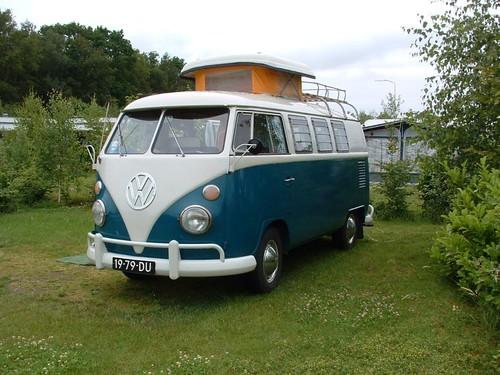 19-79-DU Volkswagen Transporter SO-42 camper 1967