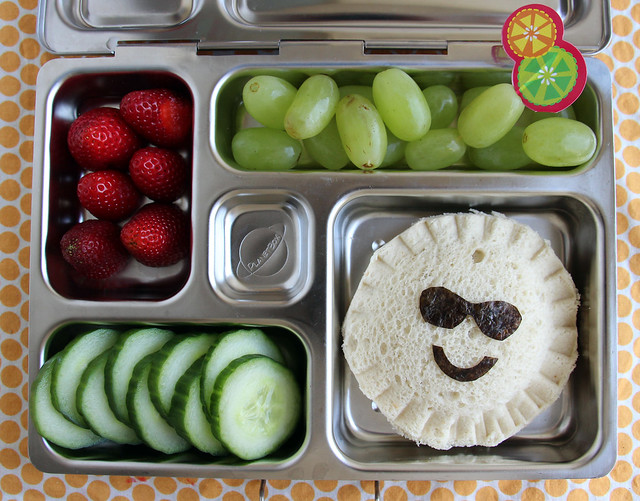 Preschool Sunshine Bento #439